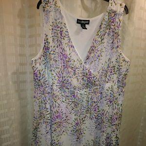 Lane Bryant Party Dress Sz 28